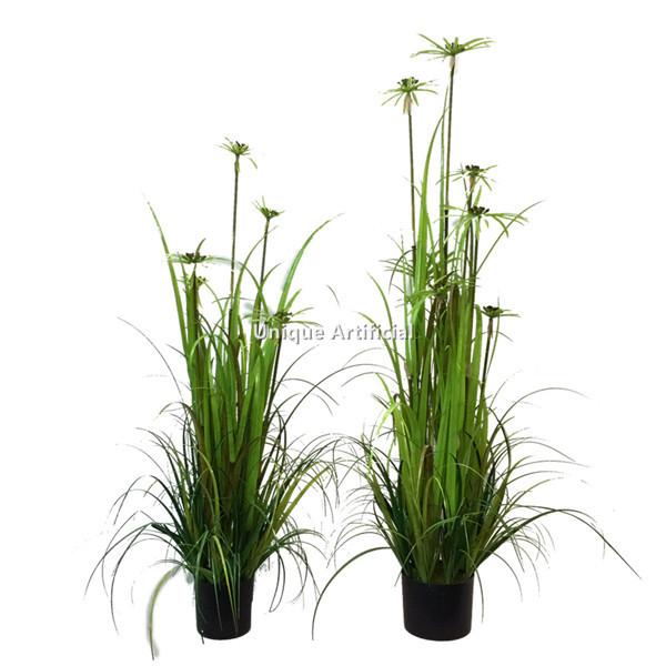 Wholesale Price Artificial Onion Grass Plants Bonsai Unique Artificial