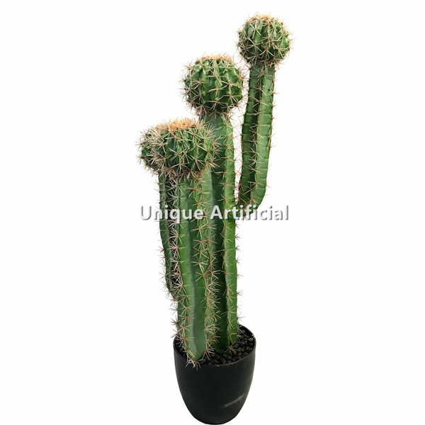 85cm Height Outdoor Uv Protected, Outdoor Artificial Cactus Plants